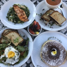 Gluten-free brunch from Society Kitchen