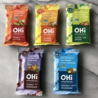 Gluten-free bars by OHi