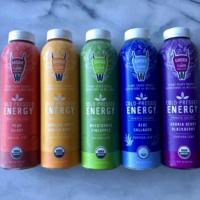 Energy elixirs by Garden of Flavor