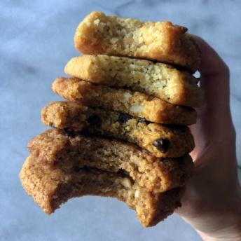 Gluten-free low-carb cookies by ChipMonk Baking