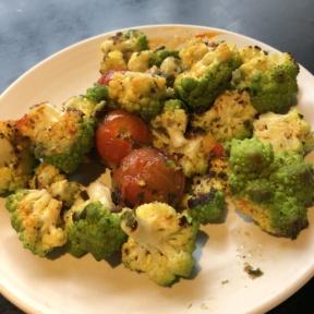 Gluten-free romanesco from Pizzana