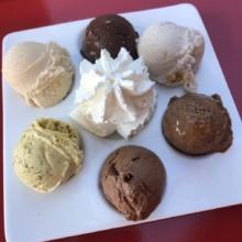 Gluten-free gelato from Fatamorgana Gelato