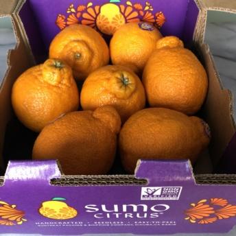 Package of Sumo Citrus