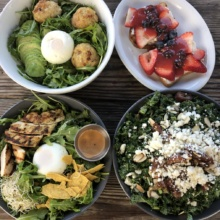 Gluten-free brunch from Bardonna