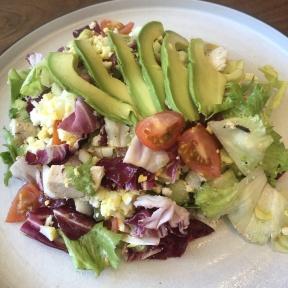 Gluten-free California Cobb salad from Breadblok