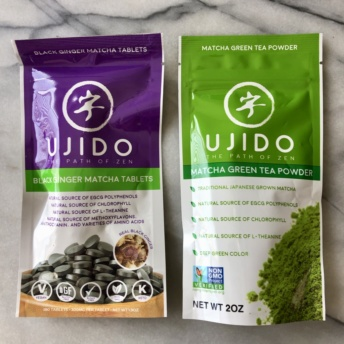 Gluten-free matcha powder by Ujido