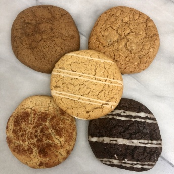 Delicious gluten-free nut-free cookies by Red Plate Foods