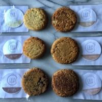 Delicious gluten-free keto cookies by ChipMonk Baking