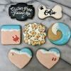 Gluten-free cookies by Pink Turtle Cookies