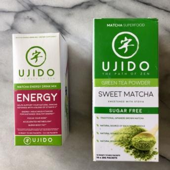 Gluten-free matcha by Ujido