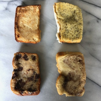 Gluten-free loaves by Saylee's