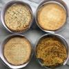 Gluten-free lentil rice crispbreads by East Hampton Gourmet Food