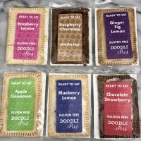 Gluten-free Doodle Pies by Doodle Eats