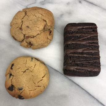 Gluten-free cookies and brownies by Num Gourmet Desserts