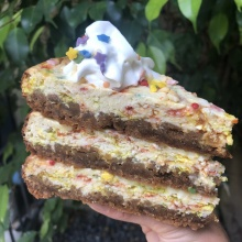 Funfetti Cheesecake in Los Angeles