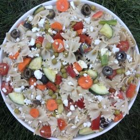 Gluten-free Italian Pasta Salad