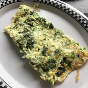 Gluten-free omelette from New Canaan Diner