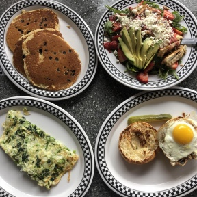 Gluten-free brunch from New Canaan Diner