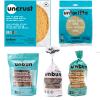 Gluten-free grain-free bread products by Unbun Foods