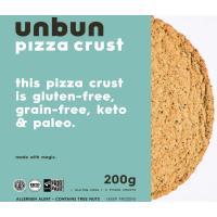 Gluten-free grain-free UnBun pizza crust by Unbun Foods
