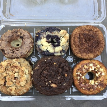 Keto donuts by Crave Bakehouse