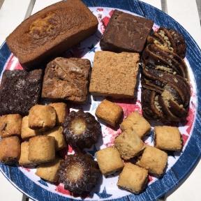 Gluten-free kosher desserts from Las Delicias Patisserie