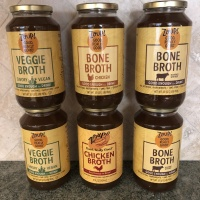 Gluten-free bone broth by Zoup