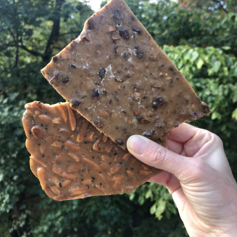 Gluten-free soy-free toffee from p.o.p. candy co.