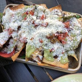 Gluten-free nachos from PopoJito