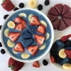 Gluten-free smoothie cubes by Evive