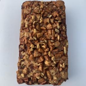 Gluten-free Apple Walnut Loaf