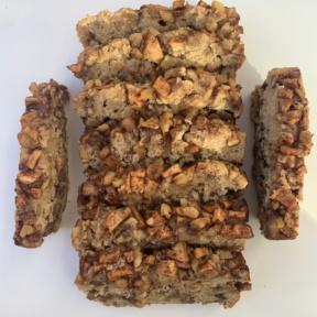 Gluten-free Apple Walnut Bread