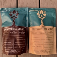 Gluten-free plant-based daily essential shakes by LYFE Fuel