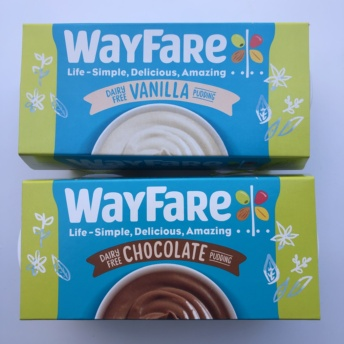 Gluten-free dairy-free pudding by WayFare Foods