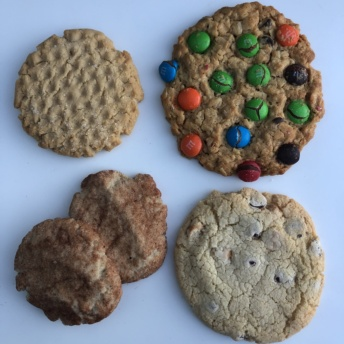 Delicious cookies from Hello Cookie