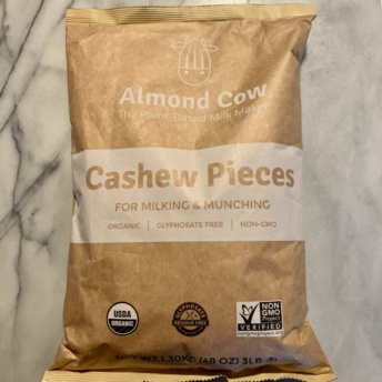 Cashew pieces by Almond Cow