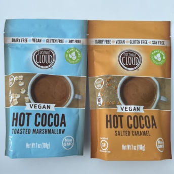 Hot cocoa by Coconut Cloud