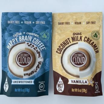 Gluten-free creamer by Coconut Cloud