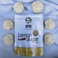 Gluten-free lemon sugar cookies by E's Gluten Free Bakery