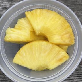 Pineapple from Hawaiian Bros