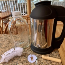 Plant-based milk maker by Almond Cow