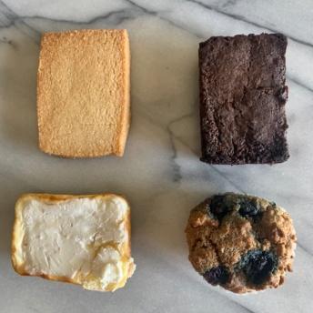 Gluten-free sugar-free baked goods by Smart Cookie Baker