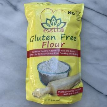 Gluten-free flour by Metta Gluten Free