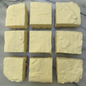 Banana Pudding Cheesecake Bars