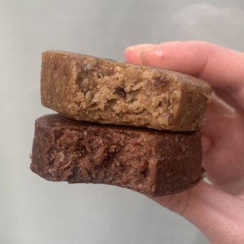 Gluten-free bars by Grab The Gold