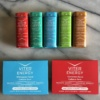 Gluten-free caffeinated gum and mints by Viter Energy