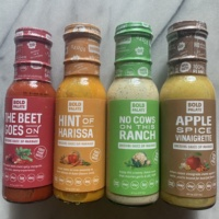 Gluten-free dressings by Bold Palate Foods