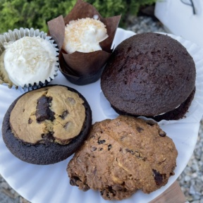 Gluten-free baked goods from Still Delicious