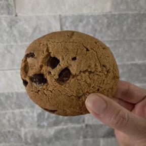 Gluten-free chocolate chip cookie from Bite Me Kupcakez