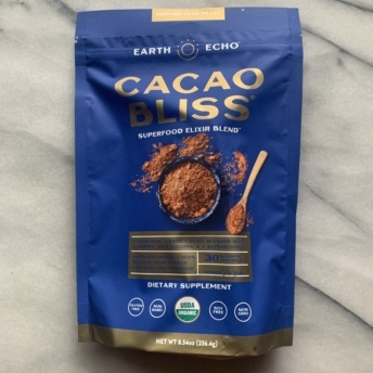 Gluten-free cacao bliss by Earth Echo Foods